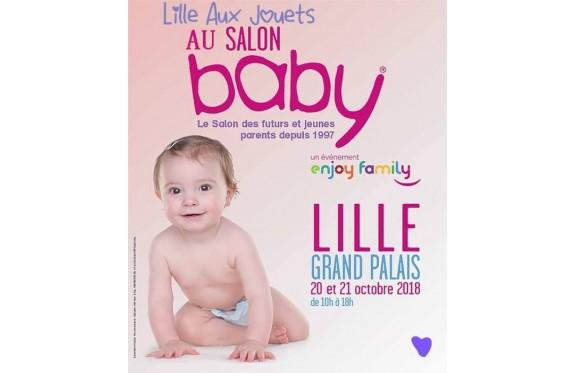 Salon du Bébé du 20 au 21 Octobre