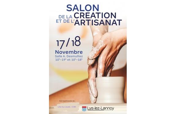 Salon de la création du 17 au 18 novembre 2018