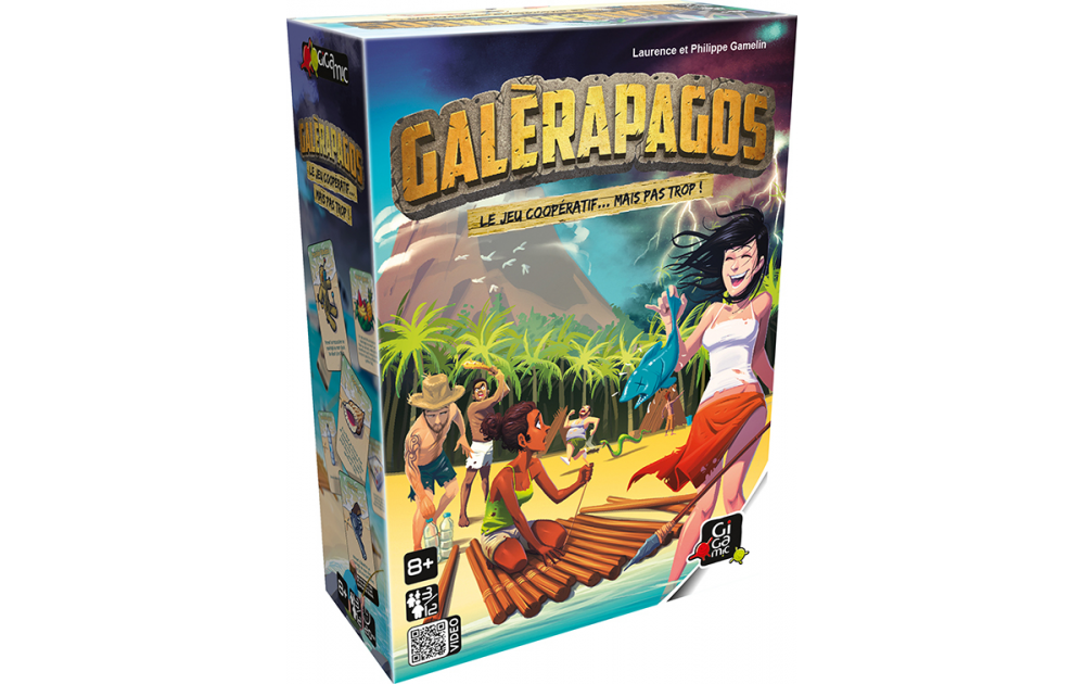Galerapagos jeux d'ambiance Lille aux jouets