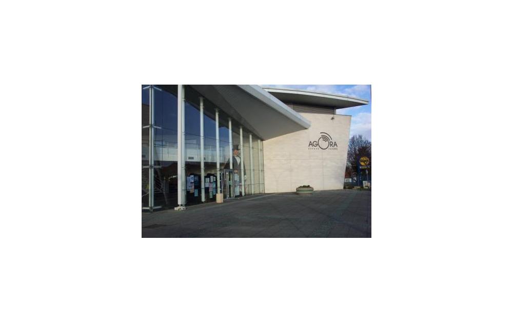 Bibliothèque de Lys-Lez-Lannoy au Centre AGORA