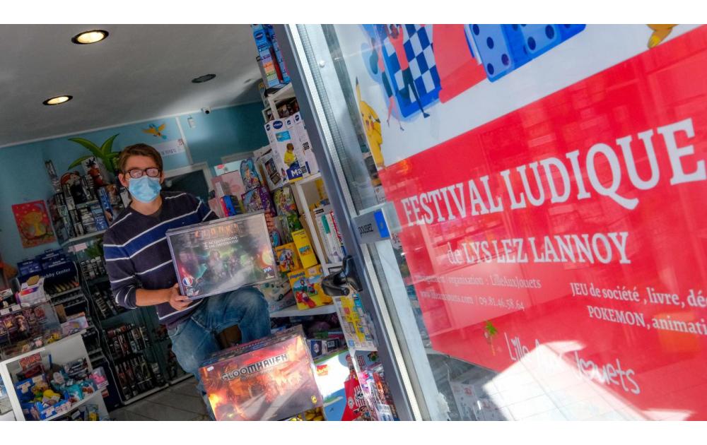 Festival Ludique de Lys-Lez-Lannoy