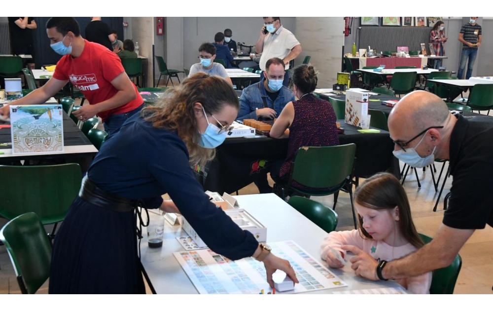 Lys-lez-Lannoy: carton plein pour le premier festival du jeu de société